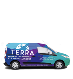 Terra Cleaning Logo